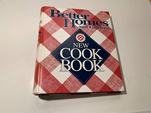 Better Homes and Gardens New Cook Book (Five -5- Ring Binder)