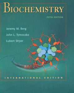Biochemistry, Fifth Edition: International Version (hardcover)