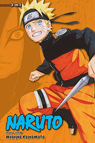 Naruto (3-in-1 Edition), Vol. 11: Includes vols. 31, 32 & 33 (11)