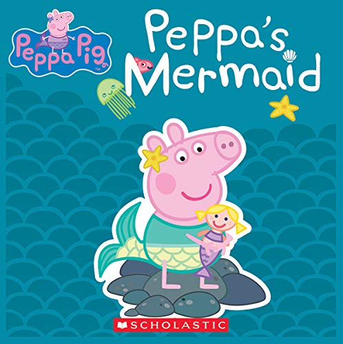 Peppa's Mermaid (Peppa Pig)