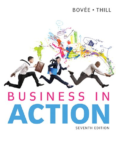 Business in Action (7th Edition)