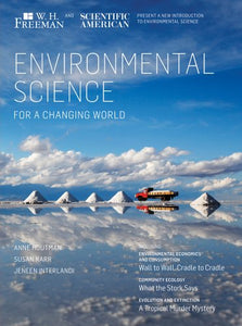Environmental Science for a Changing World
