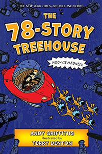 The 78-Story Treehouse: Moo-vie Madness! (The Treehouse Books, 6)