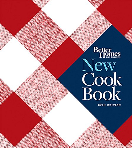 Better Homes and Gardens: New Cook Book, 16th Edition