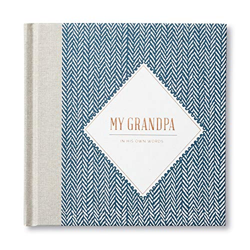 My Grandpa: In His Own Words ? A keepsake interview book.