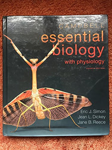 Essential Biology with Physiology 4th Edition