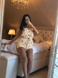 Cargo Playsuit