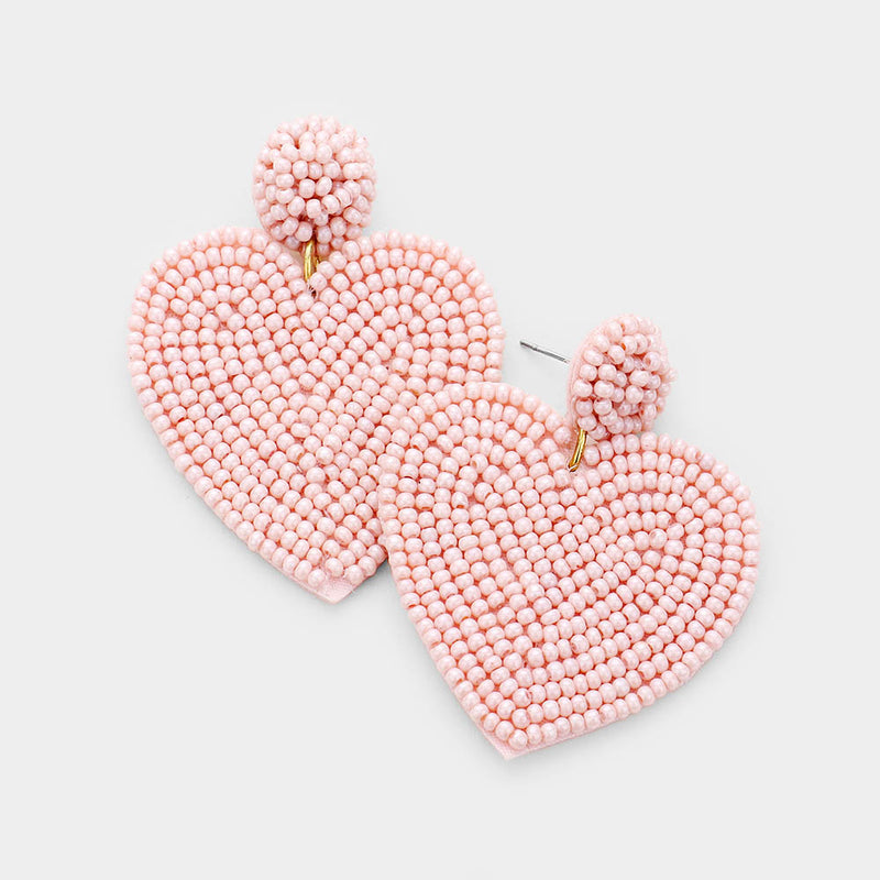 Classic Heart Earrings