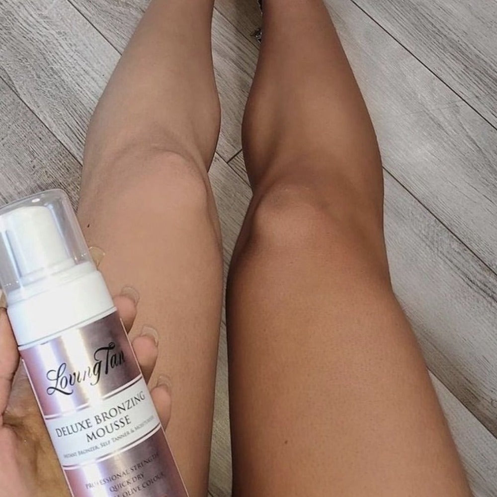 Loving Tan 2 Hour Express Medium Mousse