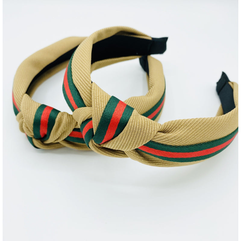 Soho Stripe Headband