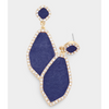 Tribeca Gem Earrings