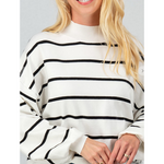 Cally Stripe Sweater