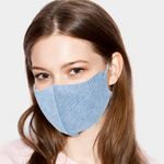 Adult Chambray Mask
