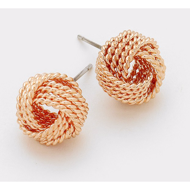 Classic Knot Studs