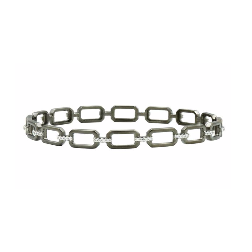 Chain Link Slide Bangle