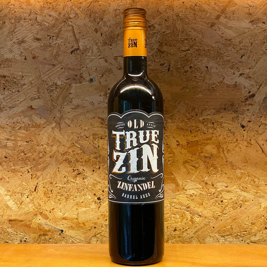 Old True Zin Zinfandel