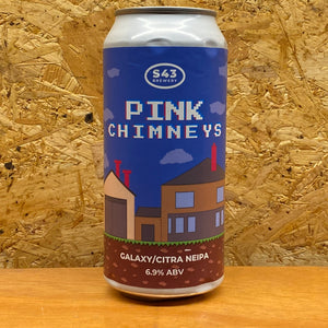 S43 Brewery - Pink Chimneys