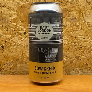 East London Brewing Co - Bow Creek