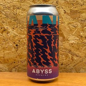 Abyss Brewing - Dank Marvin