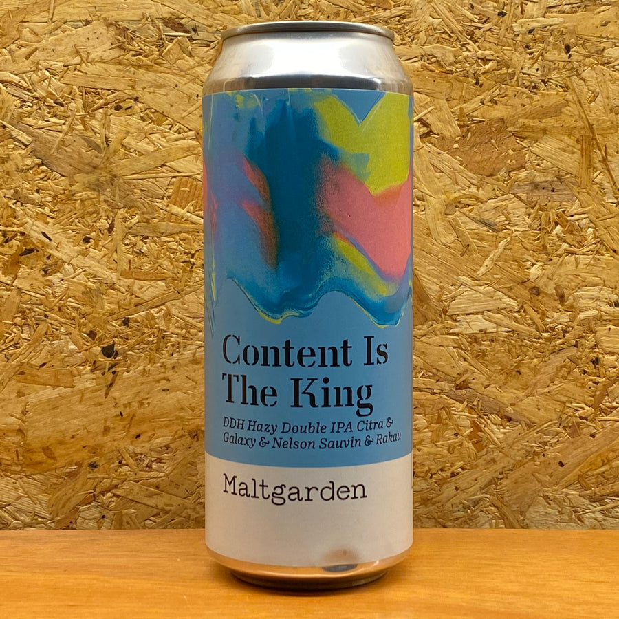 Malt Garden - Content is king