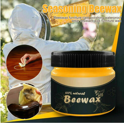 New Year Discount-Wood Seasoning Beewax
