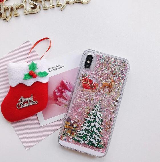 Flash powder mobile iphone case【Christmas sale-GET 10% DISCOUNT】