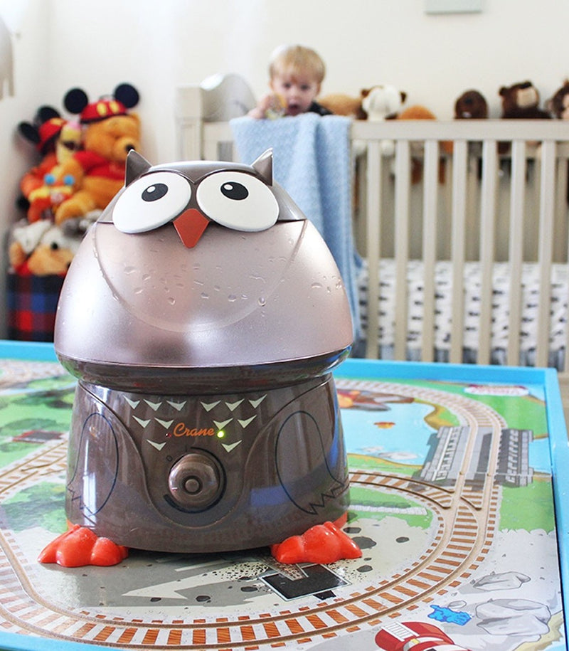 Adorable Cool Mist Humidifier Oscar the Owl