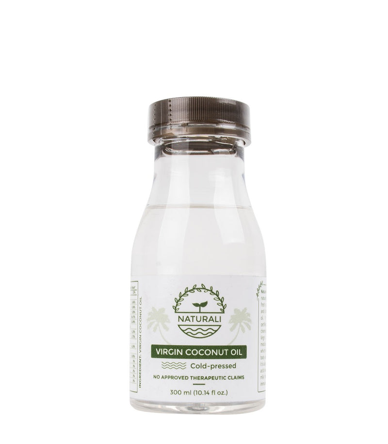 Naturali Premium Cold Pressed VCO