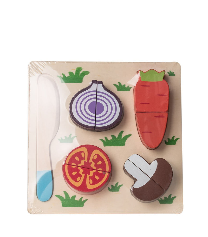 Cutting Vegetables Puzzle Toy