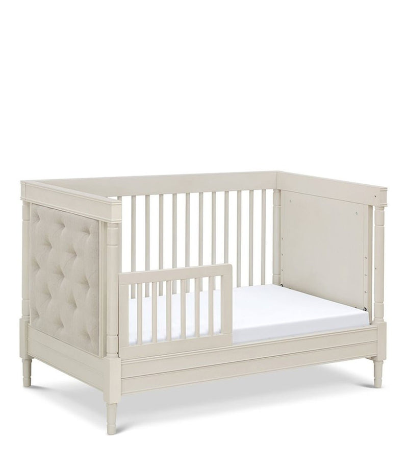 Everly 4-in-1 Convertible Crib with Toddler Bed Conversion Kit