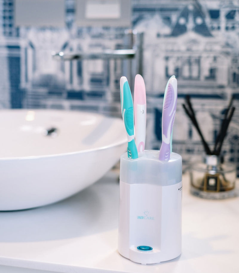 Family Toothbrush Sterilizer