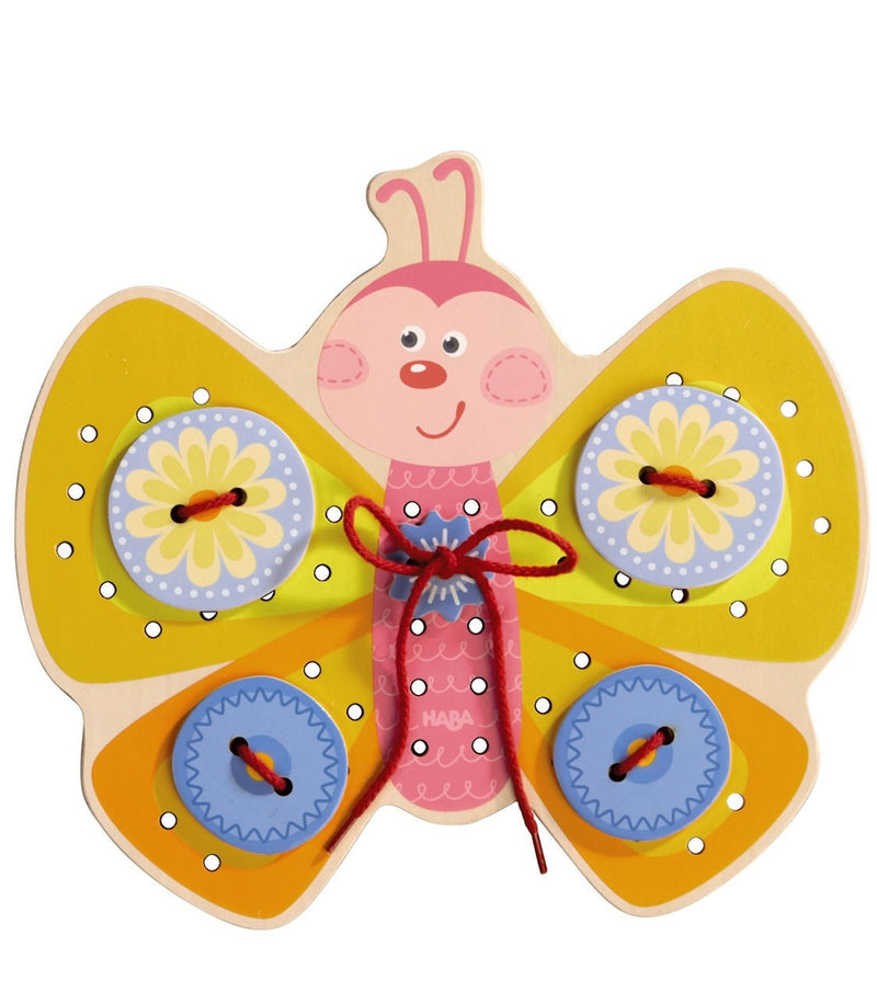 Butterfly Thread Game