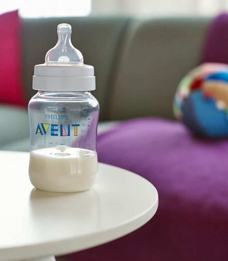 Anti-colic Bottle with AirFree Vent 9oz 1m+