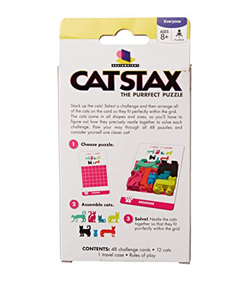 Cat STAX the Perfect Puzzle