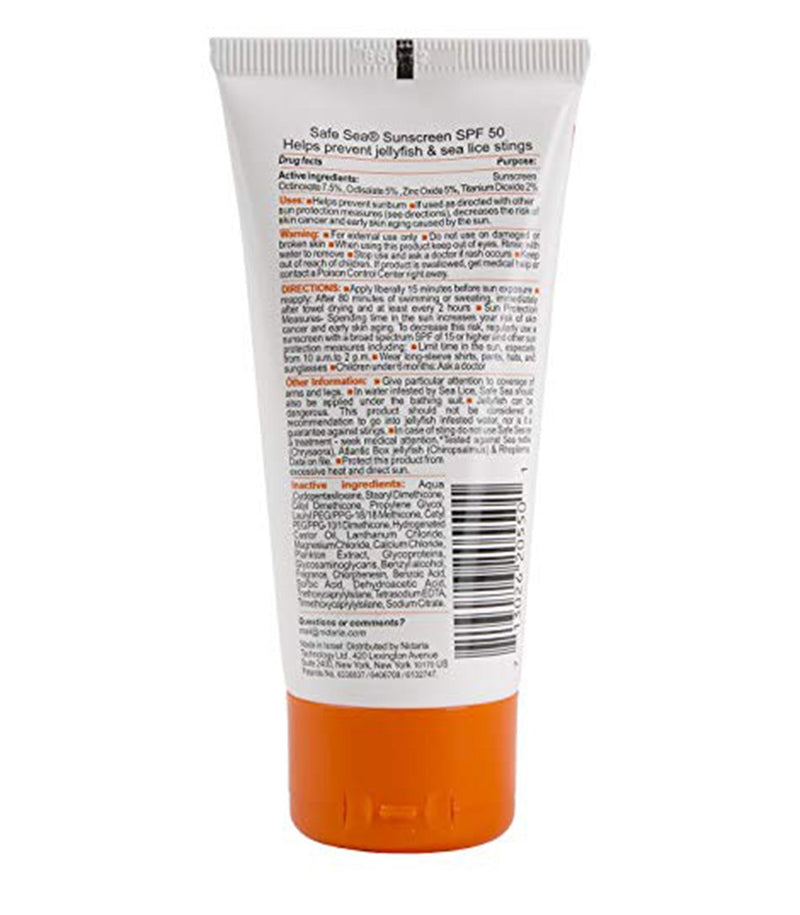 Safe Sea Anti Jellyfish Sunblock 2oz