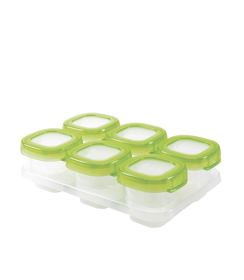 Baby Blocks Freezer Storage Containers 2oz
