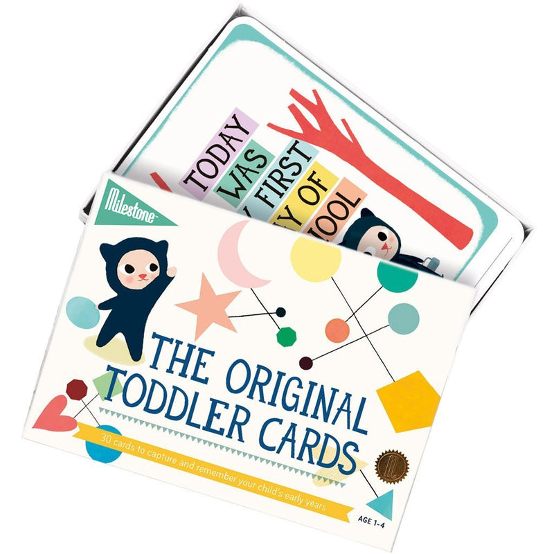 Toddler Cards