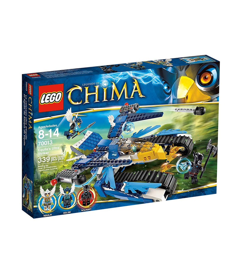 Chima Equilas Ultra Striker 70013