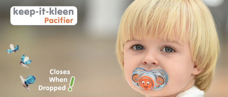 Keep-It-Kleen Pacifiers