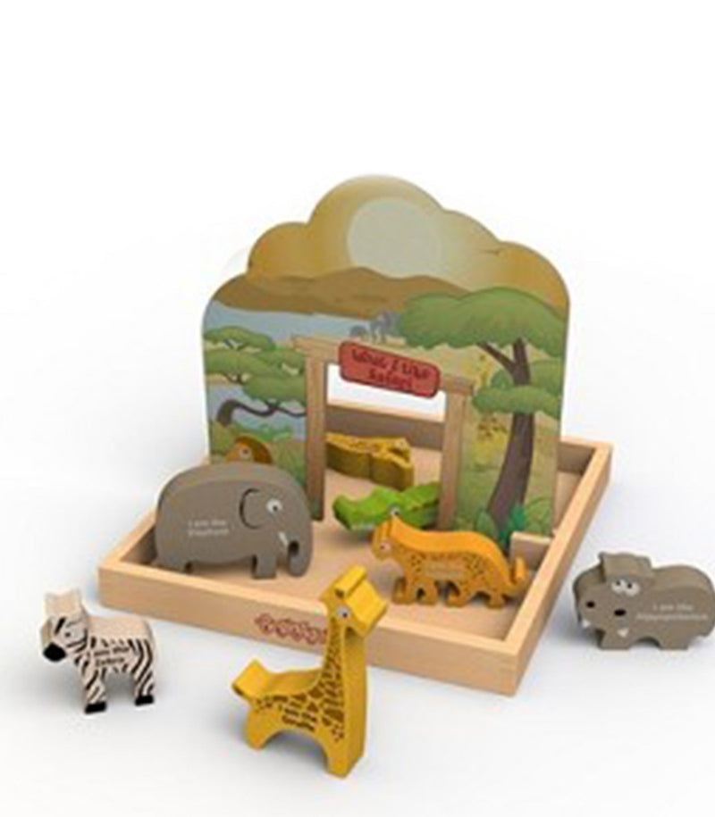 What I Like Safari Story Box
