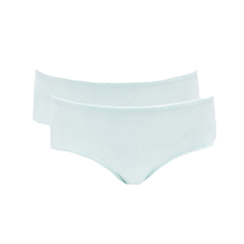 Antibacterial & Odorless Maternity Midi Briefs 2-Pack