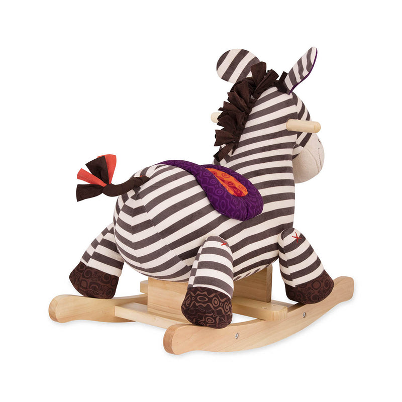 Rodeo Rockers Kazoo the Zebra