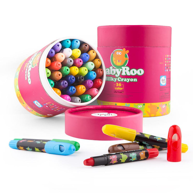 Silky Washable Crayon