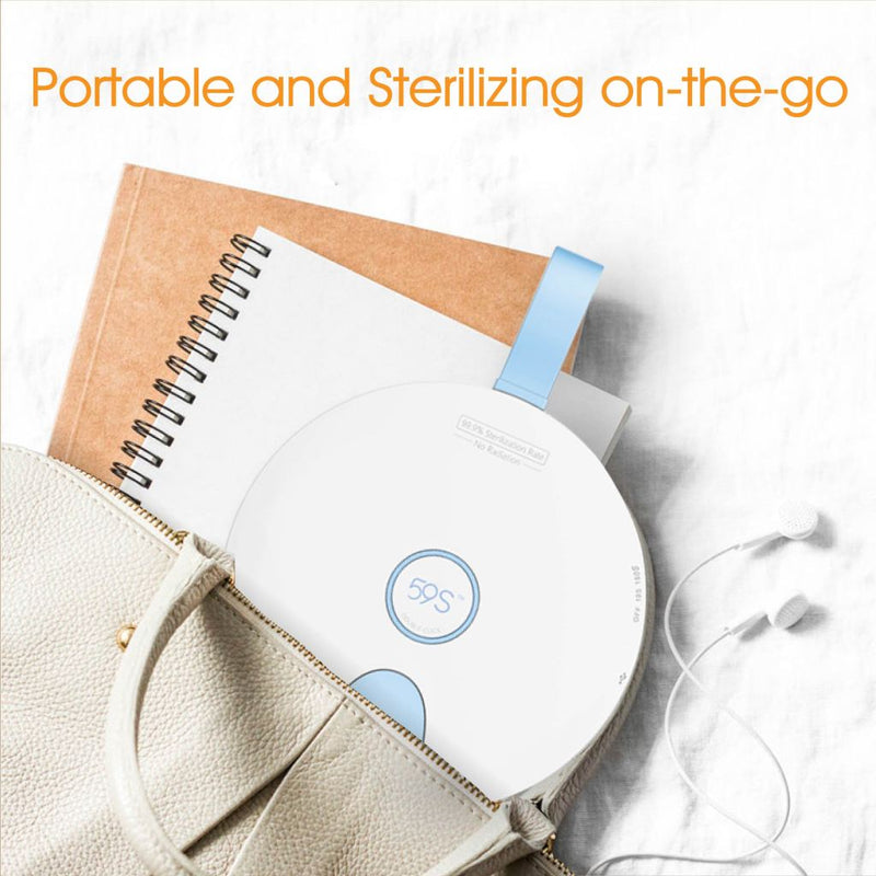 UVC LED Multifunctional Sterilizing Lid