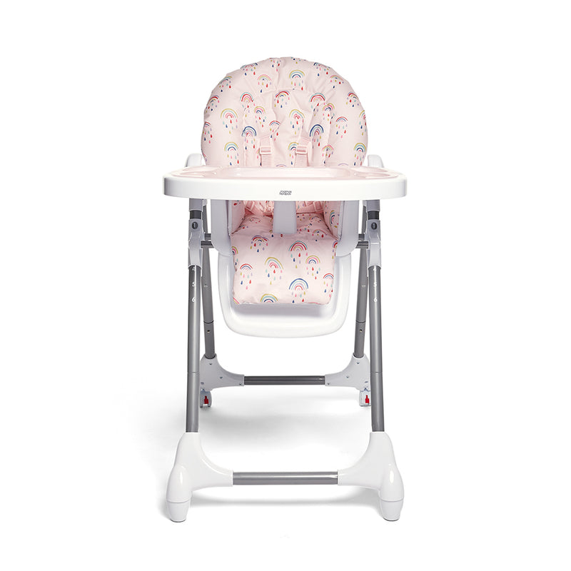 Snax Highchair Rainbows