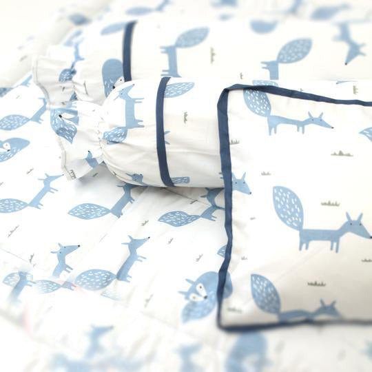 Print Collection - Baby Bedding 7-Piece Set