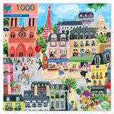 Paris in a Day (1000 PIECES)