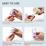 USB Nano Facial Spray Mist Machine