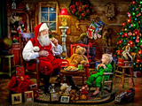 🔥Big Price Cut - Christmas House - 1000 puzzle pieces