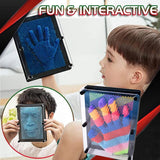 3D Sculpture Pin Shape Cloner Antistress Clone Fingerprint Needle Painting